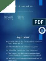 Illegal Traffic of Hazardous Waste Indonesia Group 3
