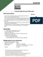 Dolby Pro Logic II Decoder