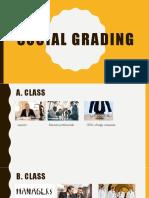 social grading