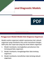 Model Analisis Organisasi