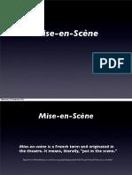 Mise en Scene Keynote