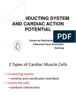 01-02. ECG COURSE - THE CONDUCTING  SYSTEM AND CARDIAC ACTION POTENTIAL.ppt