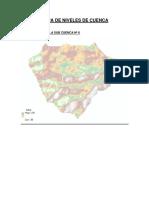 Mapa de Niveles de Cuenca