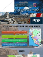 Realidad Actual Del Perú