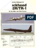 Aerofax Minigraph - 28 - Lockheed U-2R-TR-1