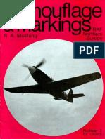 Camouflage & Markings - 02 - N. a. Mustang