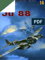 Kagero - 14 - Junkers Ju-88 vol. 2..pdf