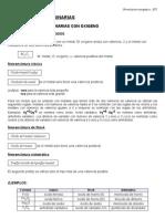 Formulacion Inorganica - Convinariones Binarias