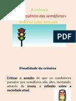 A crónica ACS_Lobo Antunes.ppt