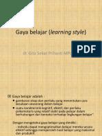 dr Gita_Learning style.ppt
