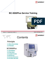 BC-3000Plus Customer Training Material(Ver.1.2, 2008-2-1)