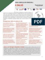 Reporte Nacional EHC Derecho a La Salud Septiembre 2018 Español
