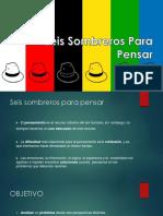 Sombreros Del Pensamiento