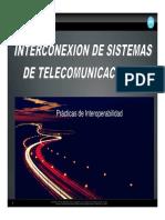 Interconexión de Plataformas Troncalizadas