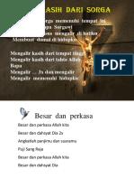 proyek gereja Ibadah.pptx