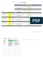 Offers Tracking & Follow Up Template