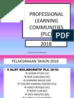 Maklumat Pelaksanaan PLC 2018