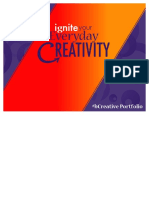 Ignite Your Everyday Creativity