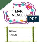 MENULIS 1
