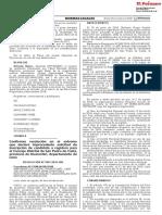 Confirman resolución en el extremo que declaró improcedente solicitud de inscripción de candidata a regidora para el Concejo Distrital de San Pedro de Casta provincia de Huarochirí departamento de Lima