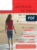 !!!the Bipolar Workbook for Teens - DBT Skills to Help You Control Mood Swings - Sheri Van Dijk