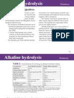 Alkaline Hydrolysis