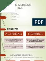 Actividades de Control (1)