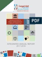 Legal Aid SA Annual Report 2017- 2018 F