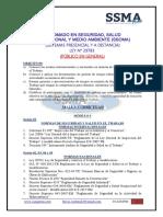 Plan Anual -Malla