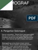 SEISMOGRAF_ppt