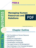 3. Managing Human Resources and Labor Relations.ppt