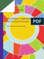 Diversidade e capacitação em escolas do governo - Paula Montagner