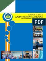 Laporan Tahunan Jurusan Perikanan Dan Kelautan 2017 (Autosaved)