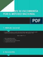 COEFICIENTE-DE-ESCORRENTÍA-POR-EL-MÉTODO-RACIONAL.pptx