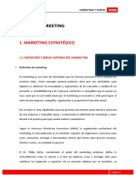 Módulo 1 Marketing Estratégico
