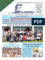 Seminaraio Católico Camino 15.07.2018