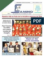 Semanario  Católico Camino 8 de Julio de 2018