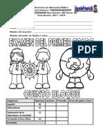 Examen1erGradoB5Final2018MEEP