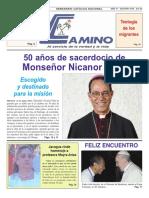 Semanario Católico Camino 1 de julio 2018