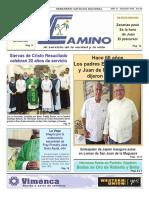 Seminario Católico Camino 24 de junio, 2018