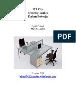 175 Tips Efisiensi Waktu Bekerja.pdf