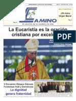 Seminario Católico Camino 10 de junio, 2018