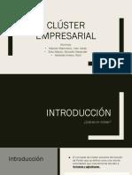 Clúster-Empresarial