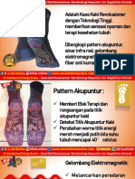 K-Gentleman Energy Socks K Link Di Bone Bolango WA 08114494181