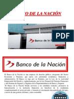 Banco de La Nación Ex