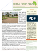 Collective Action News July - August 2010