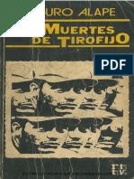 Alape Arturo Las Muertes de Tirofijo