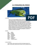 Biologia y Pesqueria Del Perico