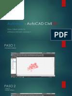 Superficie - AutoCAD Civil 3D