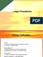 Kl3223 System Design. Cdr Design